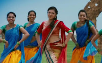 Lakshmi Menon Hot Navel show Still 2