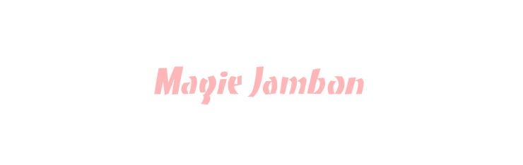 Magie Jambon
