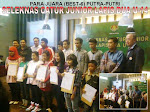 HASIL SELEKNAS CATUR JUNIOR LAPIS DUA U-14 TAHUN 2013