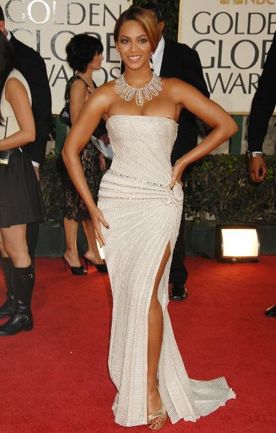Fashion Blogger: Beyonce's Red Carpet Style