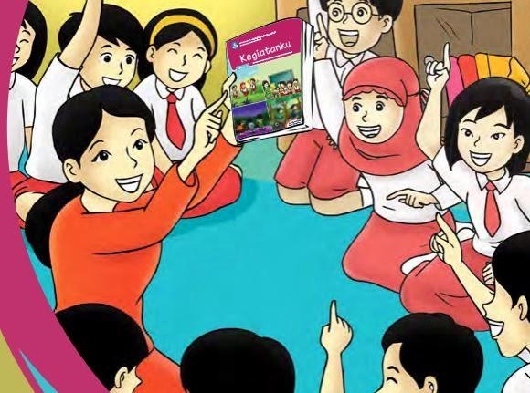 Untuk guru SD Kelas 01 Tematik Kurikulum 2013