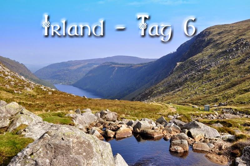 Irland 2014 - Tag 6 | Titelbild mit dem Blick auf das Miners' Village