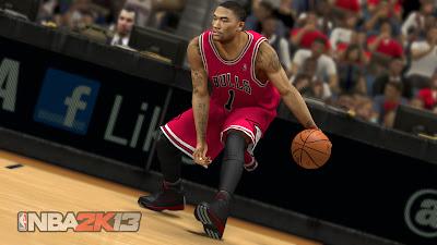 NBA 2K13 Screenshots 1
