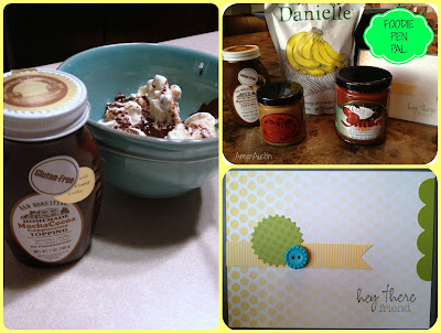 Foodie Penpal Wisconsin Treats