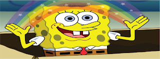 Sampul Spongebob