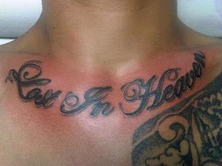 Gambar Tato Di Dada | New Tattoo