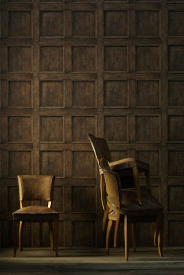 wallpaper by Andrew Martin and Young and Battaglia