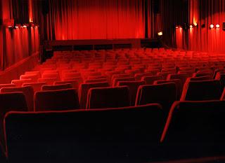 Sala de cine Fotografias de cine