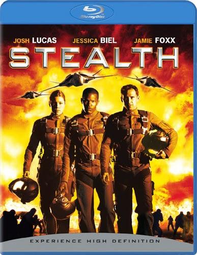 Stealth 2005 Dual Audio [Hindi Eng] BRRip 480p 300MB