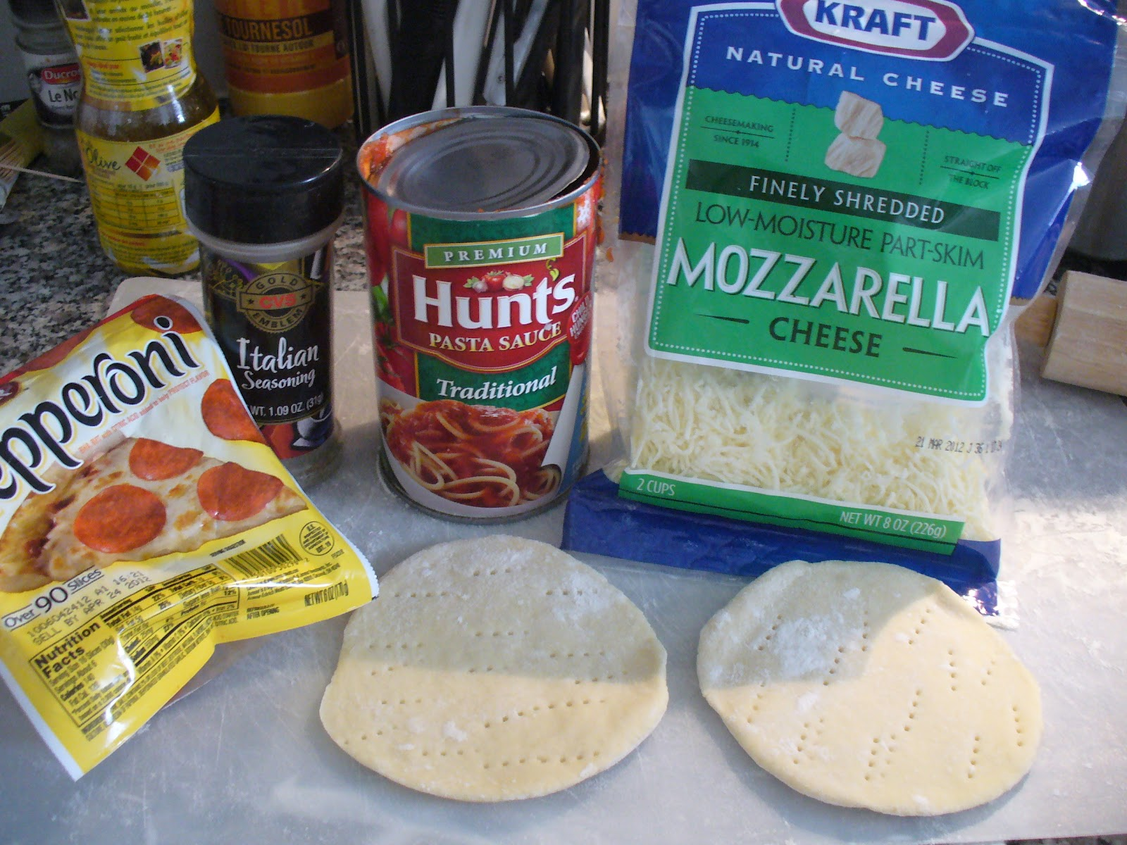 how to make pizza at home with store bought dough