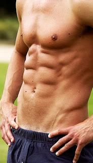 грудь мужчины