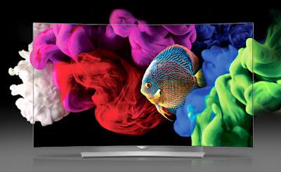 New LG 65EG9600 4K OLED TV 2016