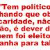 O TEMPO DO CABRESTO ACABOU!