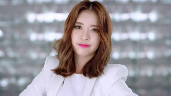 Dal Shabet BBB Ahyoung