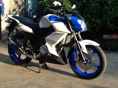 Half fairing New vixion lightning model Z250