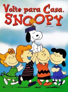 Volte Para Casa Snoopy Online Dublado