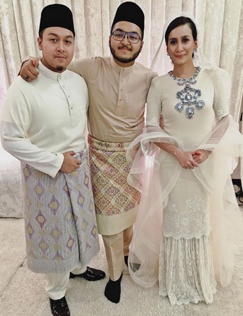 Kenali Mohamed Shaiful Nizam Ismail, Suami Marsha Milan