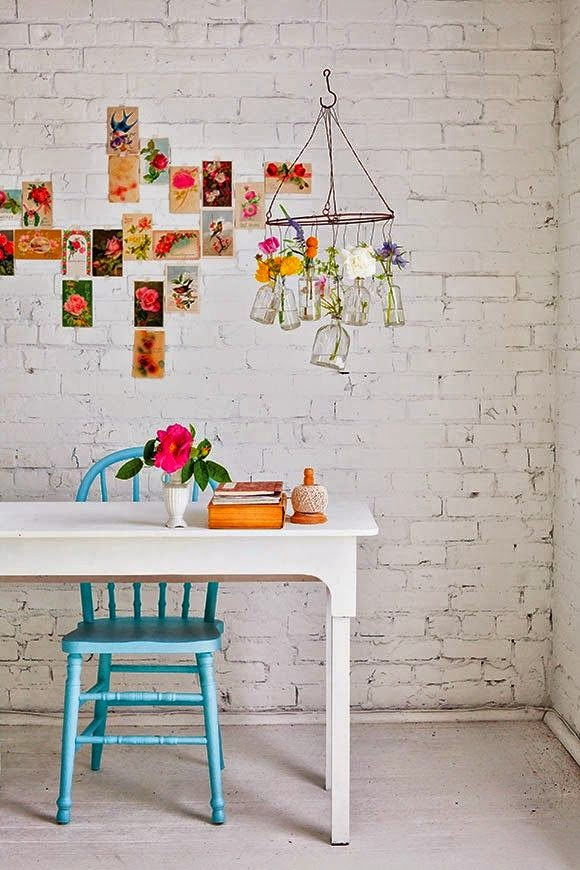 Ispirazioni : Quanti modi per decorare con i fiori? [ DECORATE WITH FLOWERS ]