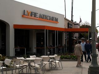 Lyfe Kitchen restaurant in Culver City offers healthy vegan fare