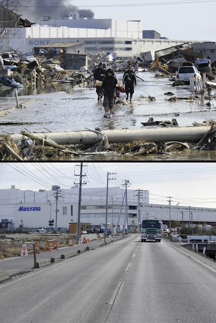Belajar dari Jepang Setelah Gempa dan Tsunami