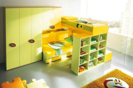 Fotos de dormitorios juveniles para dos hermanas for Muebles modulares juveniles