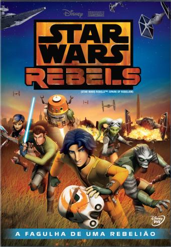 Star Wars Rebels: A Fagulha de uma Rebelião – Dublado (2014)