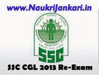 ssc cgle 2013 re-exam