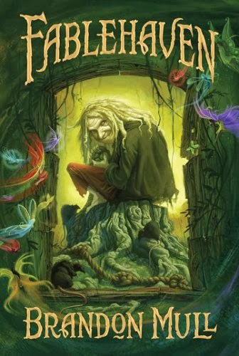 Fablehaven book review by The Wayback List
