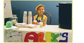 ALEX&#39;S LEMONADE STAND