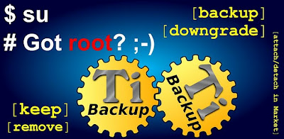 Titanium Backup Pro 5.5.0 Apk