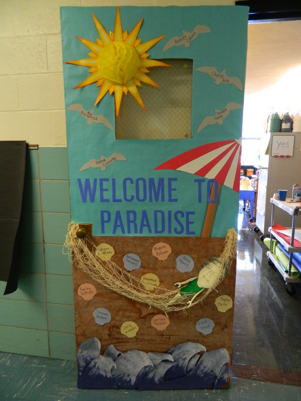 Classroom Decoration Ocean ~ Busse s busy kindergarten august