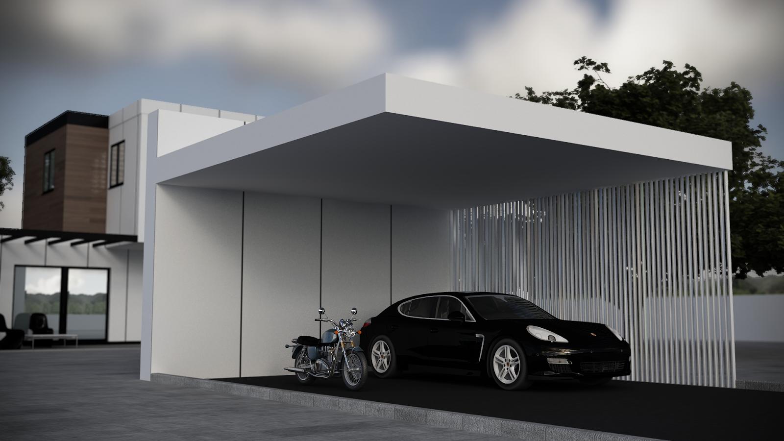 Garajes modulares el complemento ideal de nuestra - Garajes para coches ...