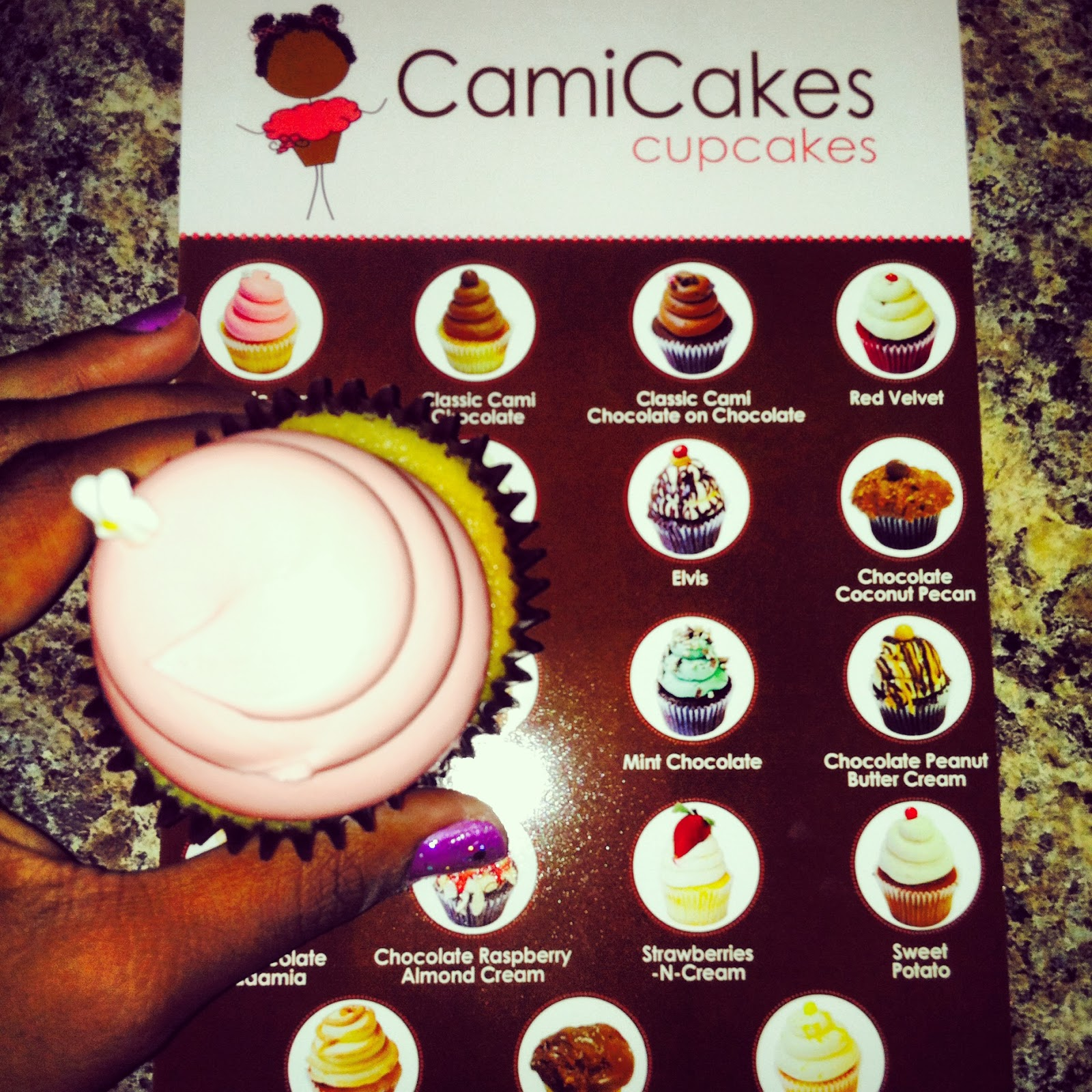 Real College Student Of Atlanta Eating In Atl Camicakes