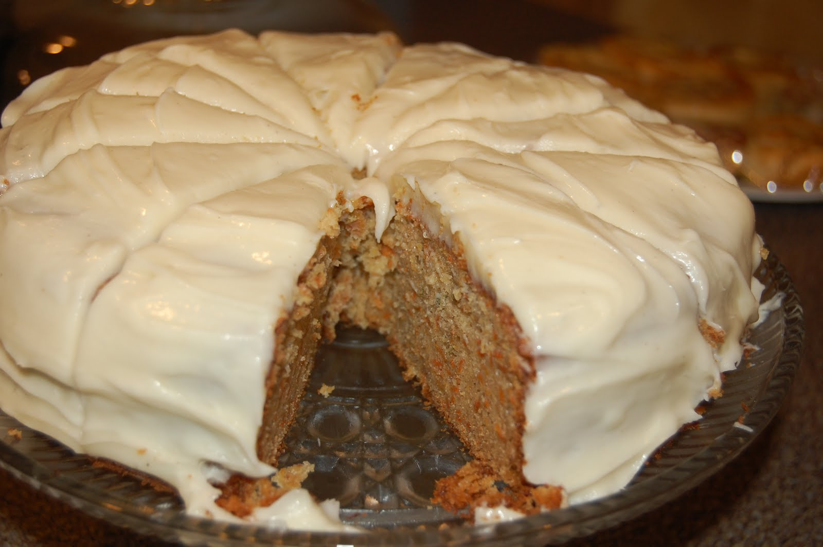Alton Brown Carrot Cake Cream Cheese Frosting