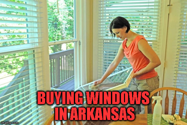 Arkansas Windows
