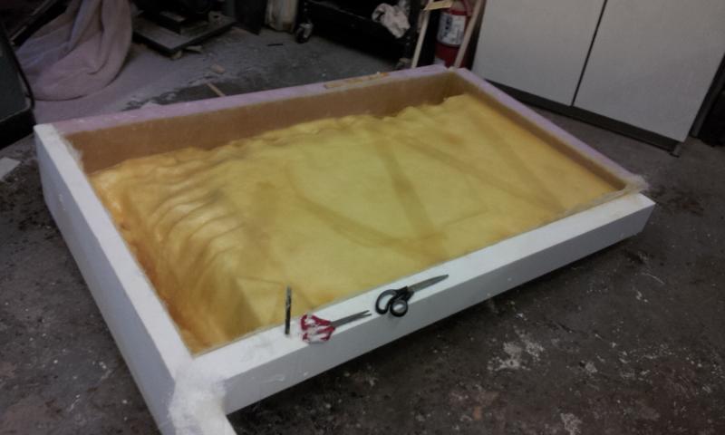 Epoxy Mold Making : From aspire to beyond glass fiberglass