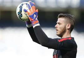 david De Gea:signed new contract with his club