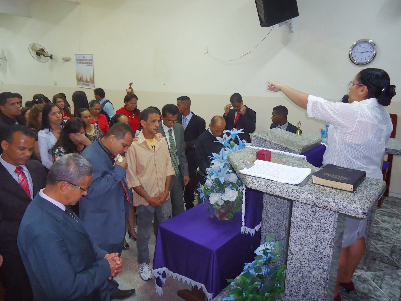 Pregando a Poderosa Palavra de Deus