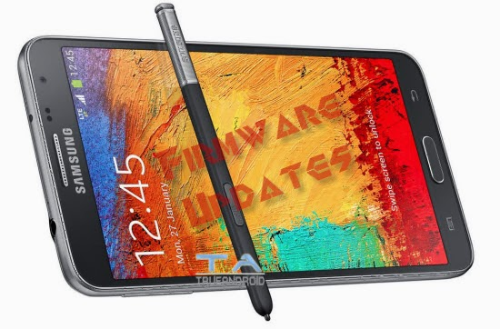 Galaxy Note 3 Neo Firmware Update