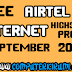 Airtel Free 3G Internet High Speed Proxy August-September 2015