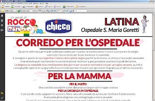 Il blog delle mamme di latina roma e frosinone cosa - Lista di cose da portare in ospedale per il parto ...