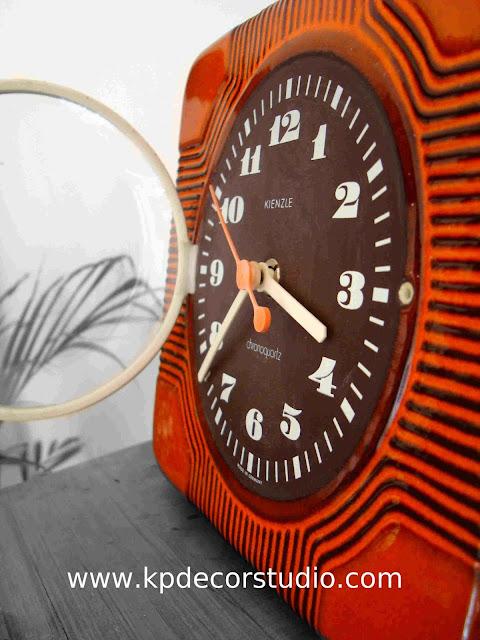KP. Vintage. Comprar relojes antiguos, accesorios vintage-pop-retro. Decoración