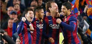 FC Barcelone - Manchester City : Le Barça verra les quarts de finale (1-0)