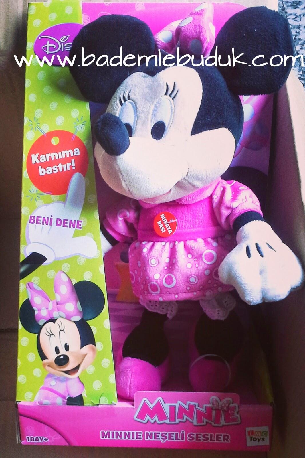 İlk Mickey Mouse Oyuncağı Türkiye'de 97