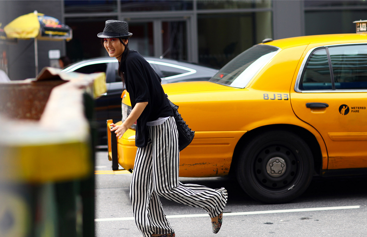Street Style New York Fashion Week Spring 2013 The Fashion Mood Book