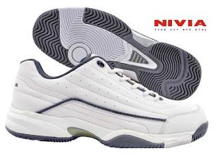 NIVIA Sports Shoes (Badminton / Cricket / Tennis) Starts from Rs.749 Only