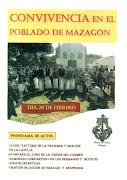 CONVIVENCIA EN EL POBLADO DE MAZAGÓN