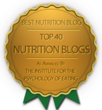 Ask Amy Top 40 Nutrition Blogs