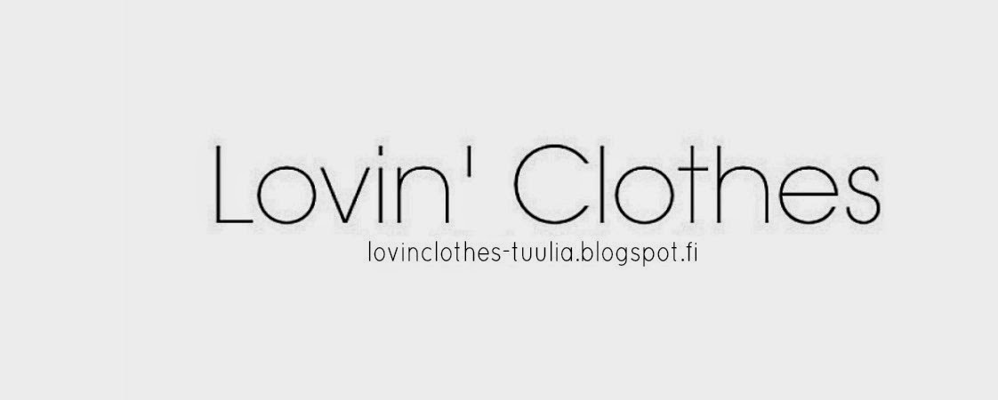 Lovin' Clothes