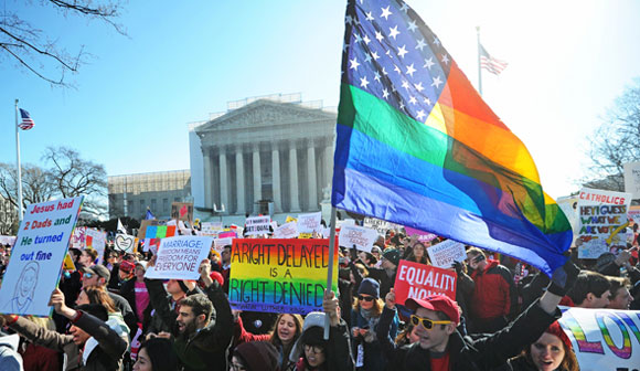 an analysis of the constitutionality of same sex marriage in the united states of america On june 26, 2015, the us supreme court ruled that gay marriage is a right protected by the us constitution in all 50 states prior to their decision, same-sex marriage was already legal in 37 states and washington dc, but was banned in the remaining 13.